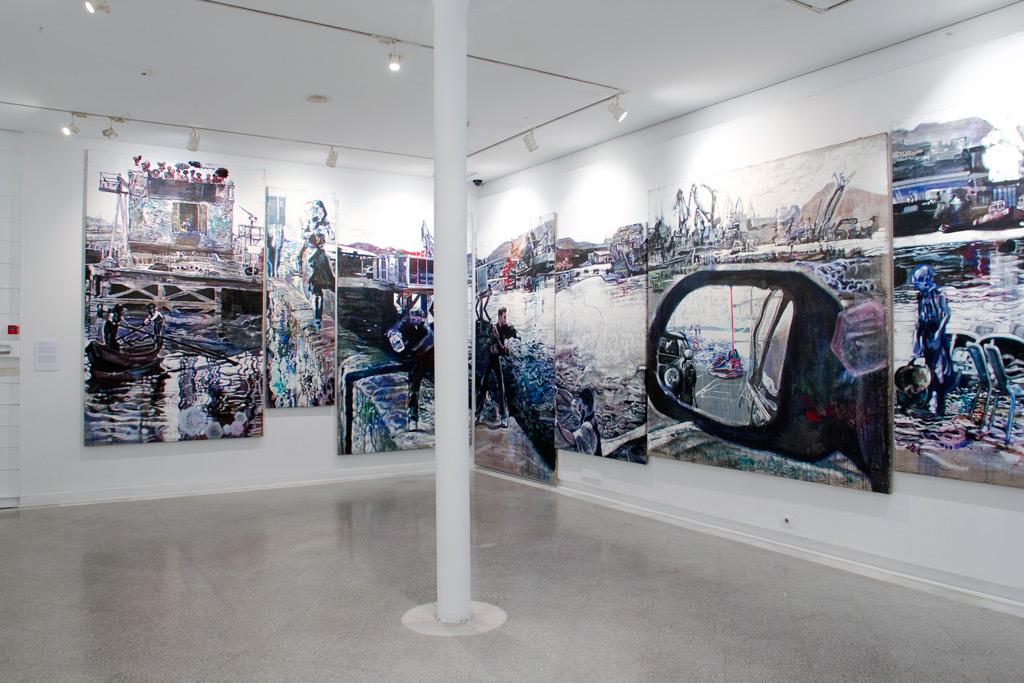 exposición BilbaoArte 15