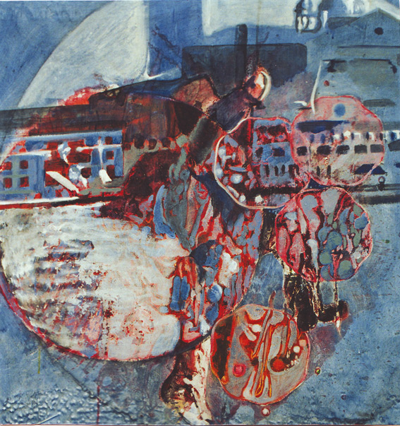 Diplopía, 2002, detalle