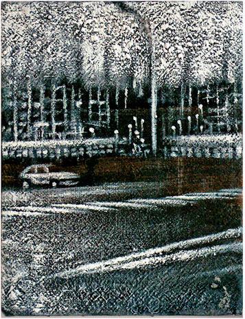 Secuencia imaginada. Nivel 1. Cuadro 15, 2004, 16,4 x 13 cm