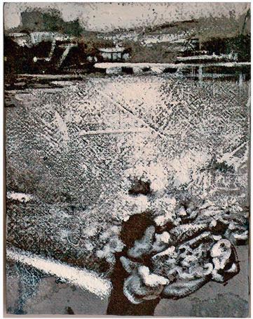 Secuencia imaginada. Nivel 1. Cuadro 22, 2004, 16 x 12,6 cm