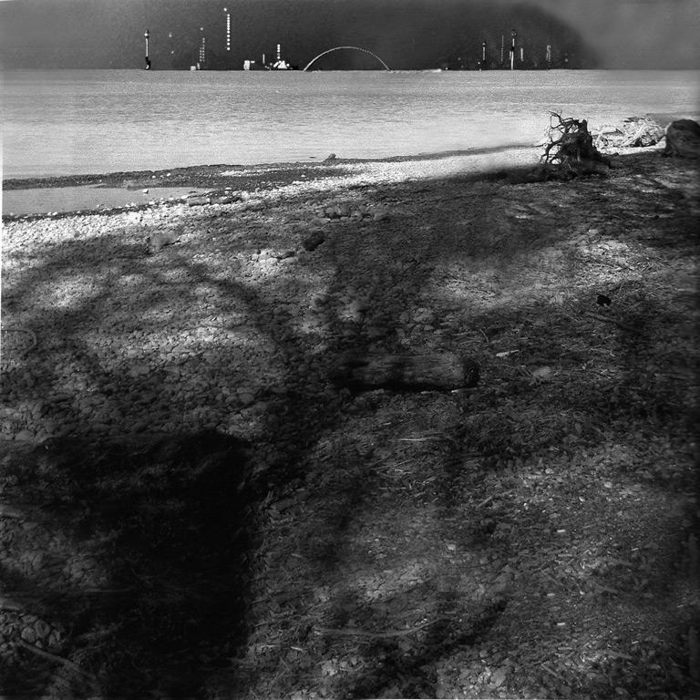 Sueño del observador. Boceto 3, 2010-11, fotomontaje
