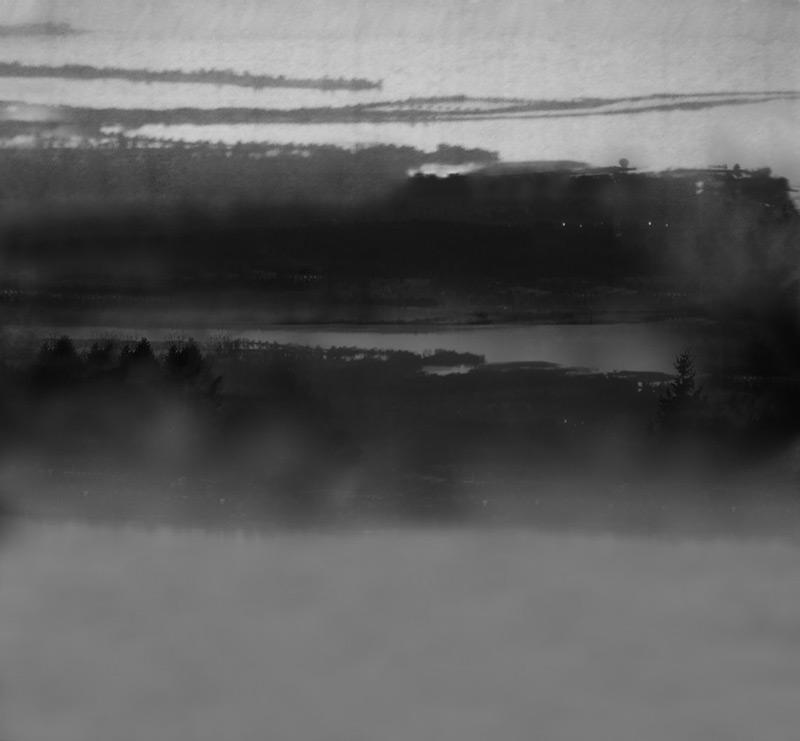 Sueño del observador. Boceto 5, 2010-11, fotomontaje