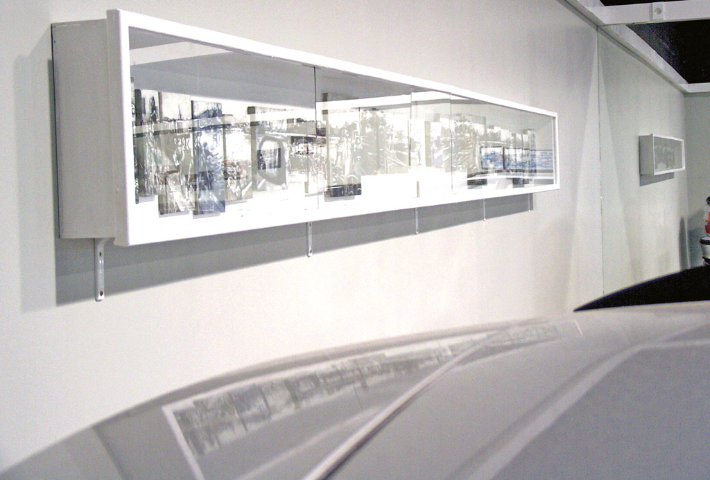 Secuencia imaginada. Nivel 1, Procar, Berango, 2005