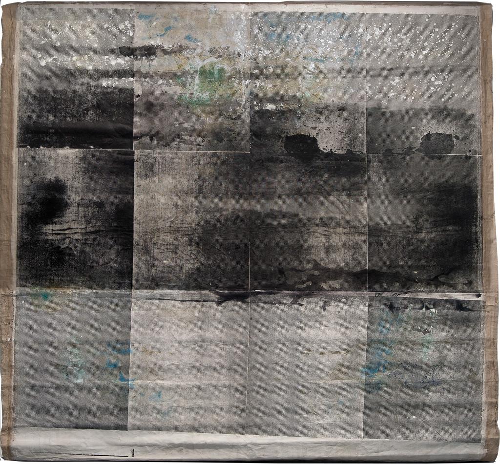 Sueño del observador 5, 2013 (versión sobre tela)